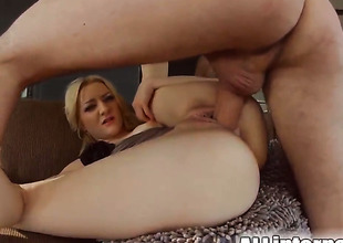 Sultry tart wants him put his dick in her pussy hole over and over afresh