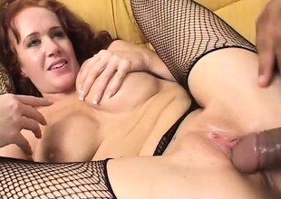Wicked housewife Bailey O'Dare is only satisfied by two big cocks