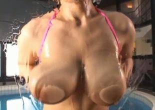 Chichi Asada has got big boobs