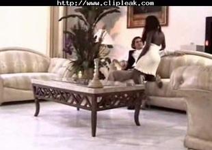Ebony Handsomeness Koloa Likes To Suck