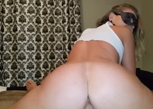 Rim job and cowgirl reverse sex