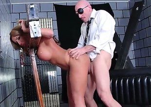 One time again, johnny sins is pounding wet dripping pussies for the good of all mankind. His massive fucking schlong is taking care of Richelle so well, this babe cums multiple days