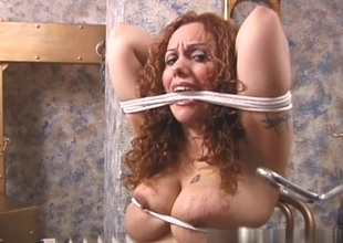 FetishNetwork Movie: Extreme Tit Torment 11: Victoria