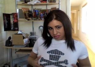 College piggy brunette seta play with her soft big bra buddies webcam compilation