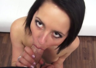 Most good POV Blowjob Ever and Anal At The End