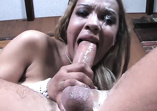 Mercedez Sanchez wants this cumshot action to last forever