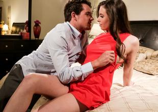 Casey Calvert & Tyler Nixon inThe Swinger #05, Scene #04