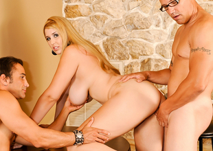 Athena Pleasures in Gazongas #04, Scene #02