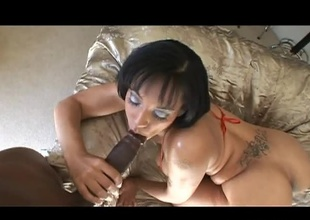 Lex is introducing the very pretty Jazmyn Cashmere. She will suck, titsfuck and lastly get pounded by Lex's unique dick. Generous as usual, he will reward her with two facials. Hey Lex, those Maximum pills are really working for you...