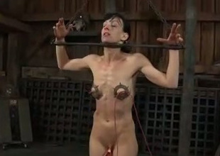 This doxy likes being punished but she has no idea what she is getting herself into
