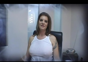 Lex Steele loves banging some sexy MILF pussy...and if u have a weakness for MILFS too, then this is definately a scene you're going to want to check out! Watch as Lex gets his rocks off with the wonderful brunette MILF Kayla Quinn. Did I mention this slattern has a huge p