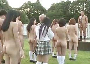 naked school japan pt1