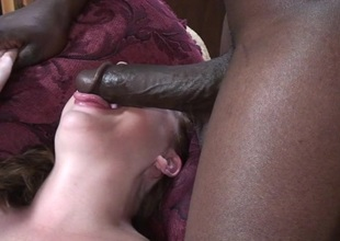 Two cockhungry mature sluts take it black
